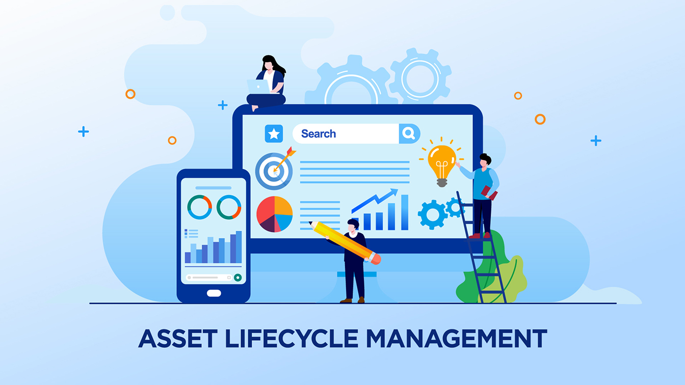 Asset Lifecycle Management - Aladdin CMMS