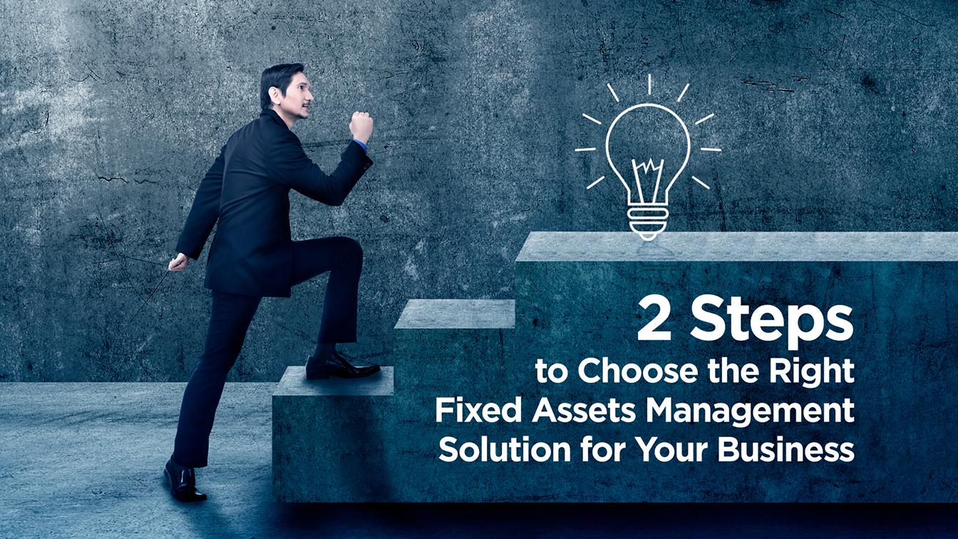 Fixed Asset Management System - Aladdin CMMS
