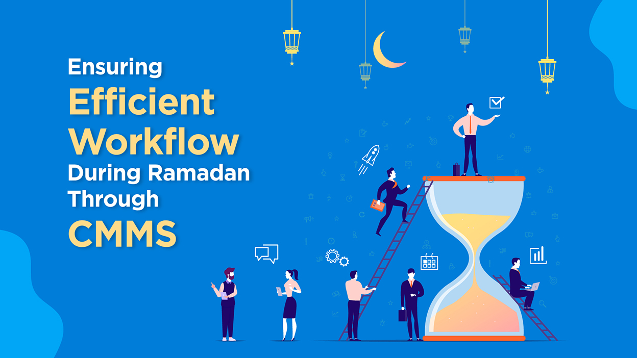 CMMS Workflow in Ramadan - Aladdin